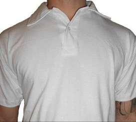 Chomba hombre algodón. Talle L/XL/XXL