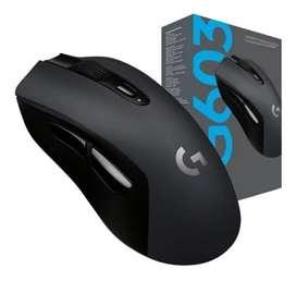 Mouse logitech hero g603