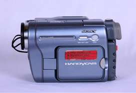 Cámara Filmadora: Sony Handycam Ccd-trv128 / Hi8 / Como Nueva