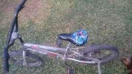 Bicicleta para niño buenas condiciones