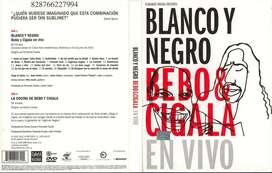 DVD BEBO & CIGALA