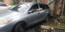 Vendo toyota matrix