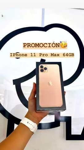 Iphone 11 pro max de 64gb