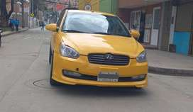 Taxi hyundai vision 2010