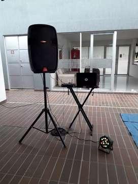 Alquiler de sonido,Bafle,Sonido,Cabina,Microfonos,Luces