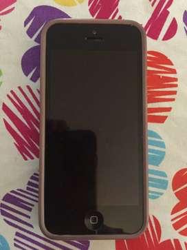 Iphone 5C color verde manzana
