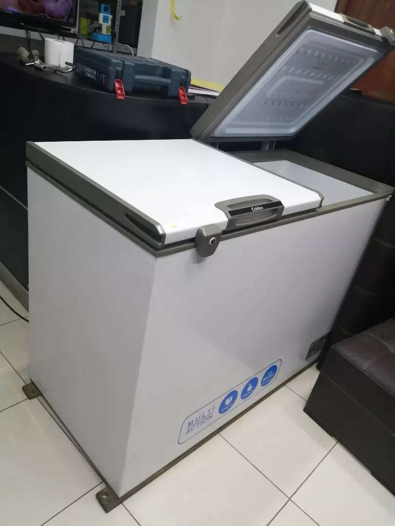 Congeladora coldex 0