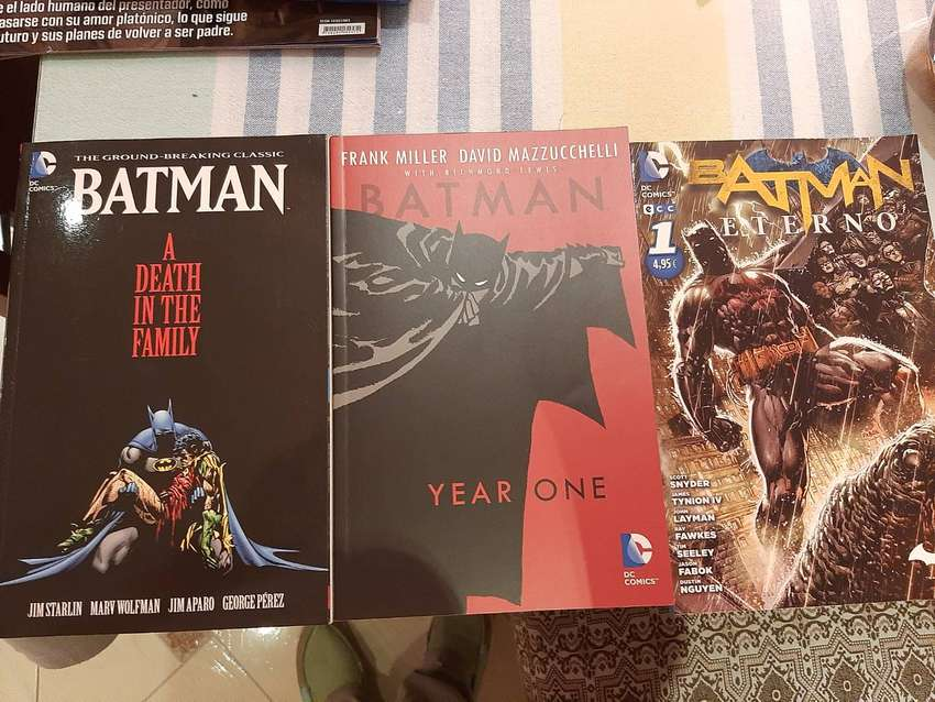 Comics Batman 0