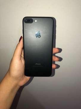 Iphone 7plus PERFECTO ESTADO