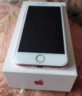 iPhone 7 ,Rose Gold 32GB