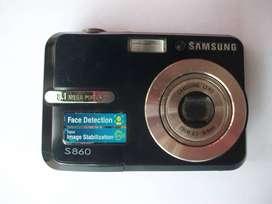 Camara Samsung S860 - Para reparación o repuestos por 10.000 Pesos