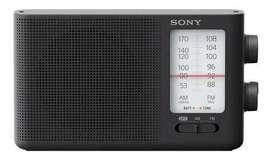 Radio Sony Fm/am De Sintonización Analógica Portátil