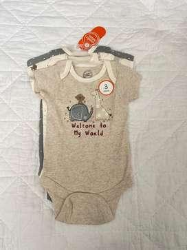 Pack 3 Monitos bebe