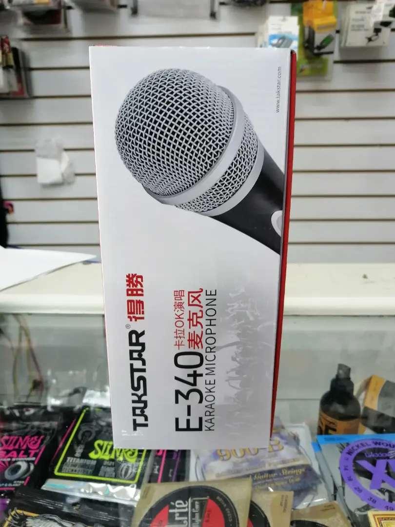 Microfono TAKSTAR E-340 0
