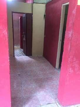 Bello departamento en planta alta  al norte de Guayaquil, tiene dos cuartos, uno grande y otro pequeño. gracias