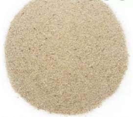 Arena sílice o silica de alta calidad de toda milimétria y usos
