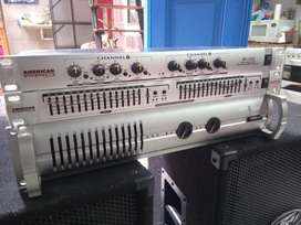 Audio Profesional Combo Completo