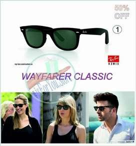Lentes de Sol Ray Ban Wayfarer, Justin y Clubmaster en Oferta
