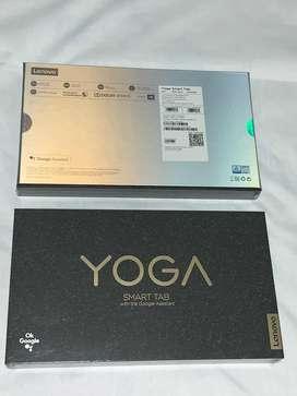 """Tablet lenovo yoga smart tab 10"""" 4gb de ram y 64gb con audio JBL"""