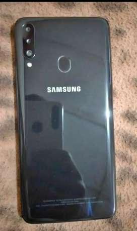 Casi nuevo  Samsung  Galaxy a20s