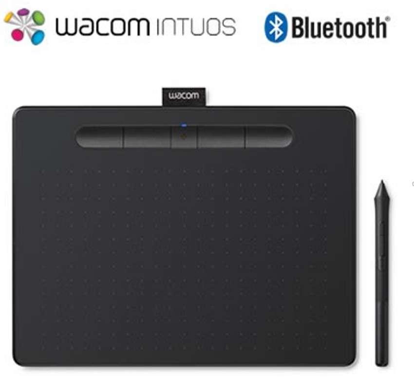 Tableta Digitalizadora Wacom Intuos Bluetooth CTL-4100WL NEGRO