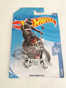 Hot Wheels - Honda Monkey Z50