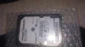 Vendo Disco duro de 1tera para portátil