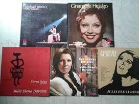 discos de vinilo LP de folklore