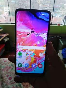 Remato mi Galaxy A70 2019 a 500 soles