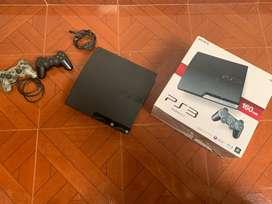 Vendo PS3 exelentes condiciones