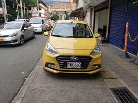 Taxi Hyundai grand I 10 modelo 2020
