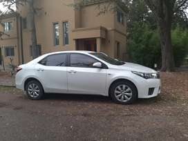 Toyota corolla único dueño