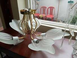 2 lamparas