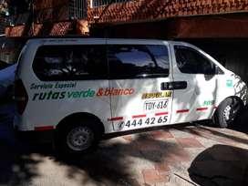 Se Vende Microbus