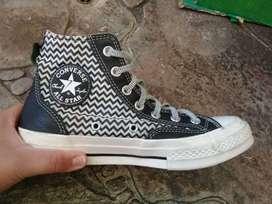 vendo zapatillas Converse All Star seminueva urbana