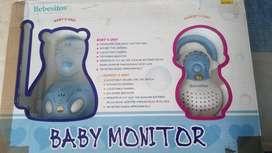 monitor de bebé