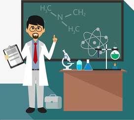 Clases particulares en las areas de biología y química virtual y a domicilio