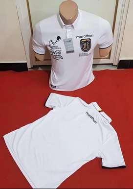 Camisetas de la selección ecuatoriana