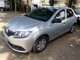 Renault Logan 1.6 Auténtique Plus 2015 con GNC
