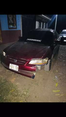 Vendo o cambio Honda Accord 2002