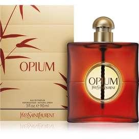 Perfume Opium de Yves Saint Laurent EDP para Dama 90ml ORIGINAL