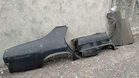 Guardabarros traseros  chevrolet 400-chevy originales