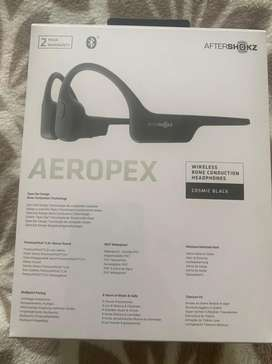 Vendo audifonos aeropex