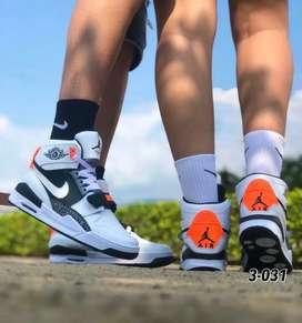 Zapato Tennis Deportivo Bota Botin Nike Unisex
