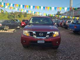 Nissan Frontier 2014 Doble Cabina