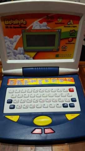 Computadora de juguete