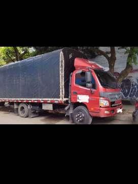 Camion foton BJ1061