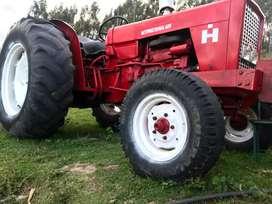 Tractor Internacional 624