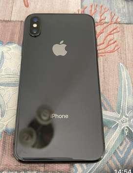 Iphone 10 unico dueño liberadi comprado en telefonicapeefecto estado entrego con dos case original