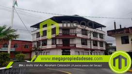 Vendo casa rentera cerca a escuela pio, Santo Domingo